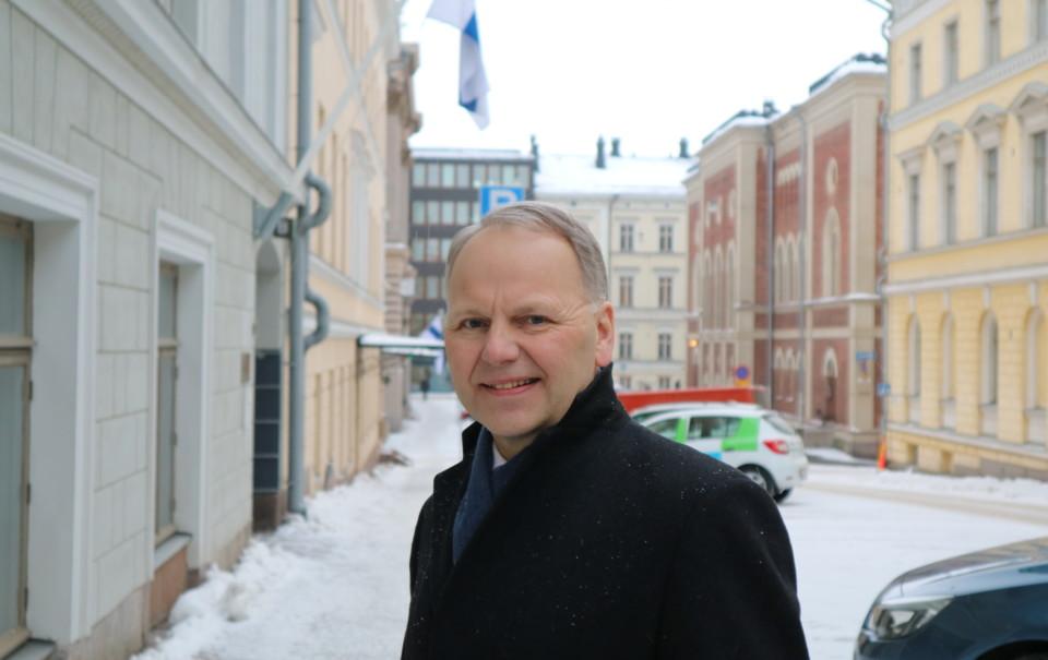 Ministeri Jari Leppä vastaa – Suomi on maailmalla kokoaan suurempi